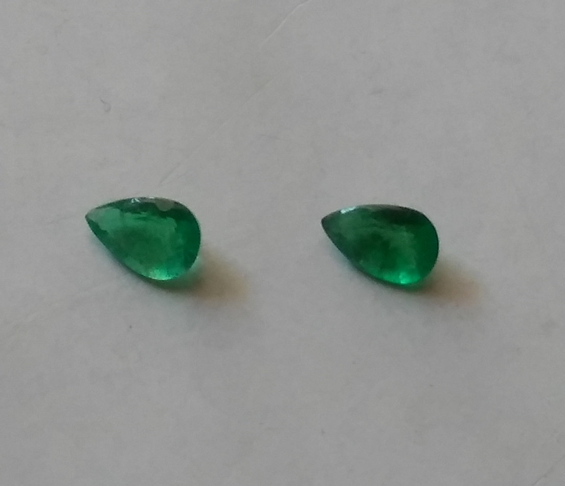 #Natural Emerald-0.40 ct