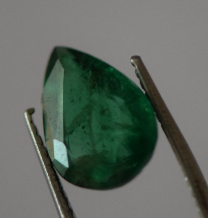 #Emerald-1.05 carat- oil only