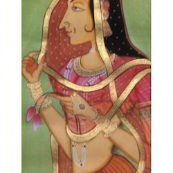 Painting of Bani thani