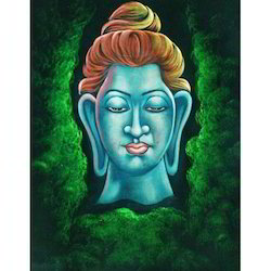 #Painting of Gautama Buddha
