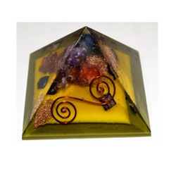 Orgone Pyramid for Luck