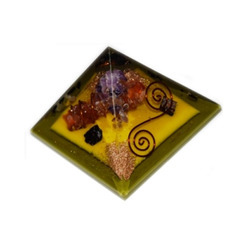 #Orgone Pyramid for Luck