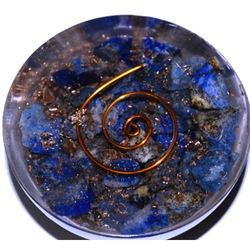 #Orgone Dome Of Lapis