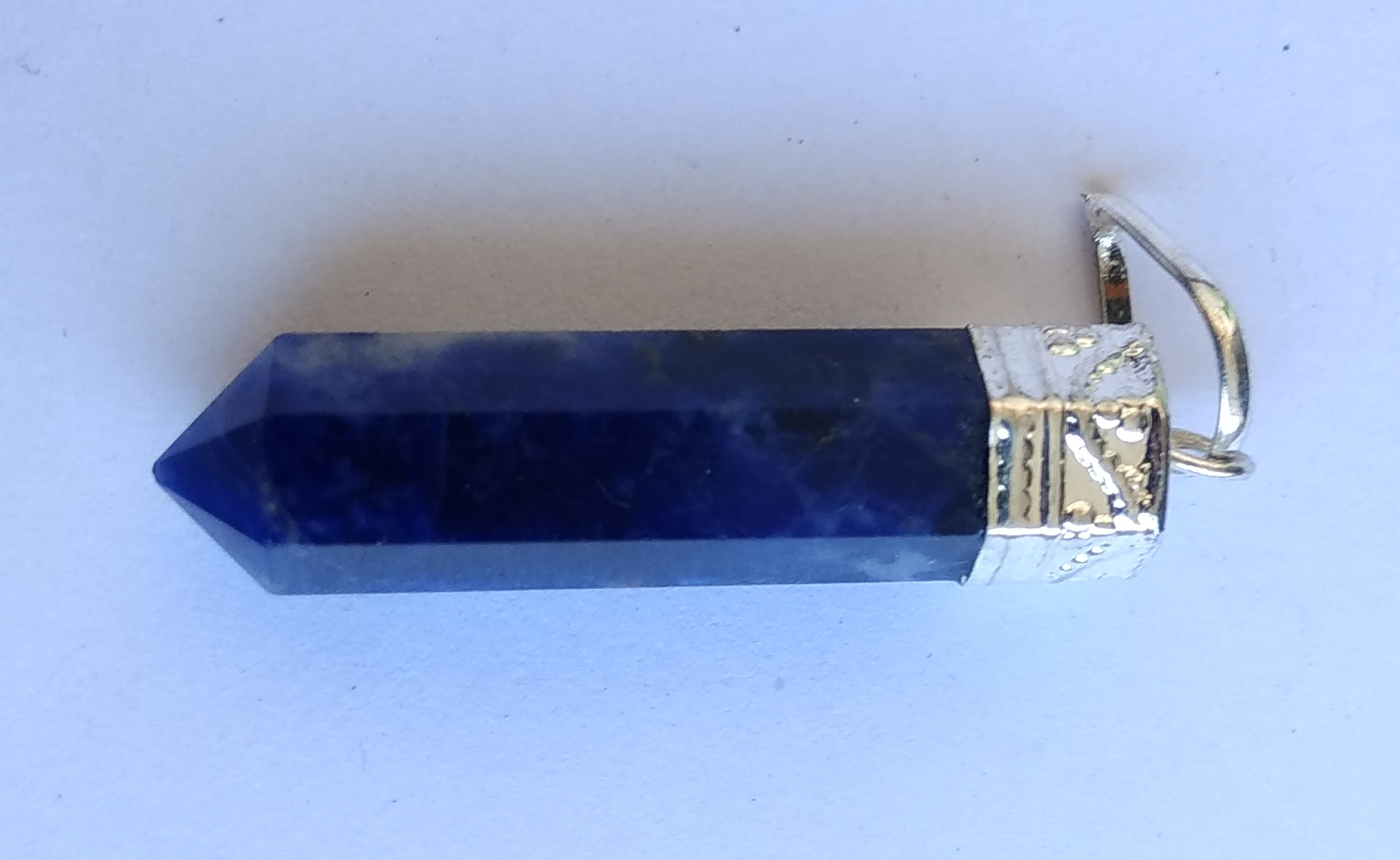 #Pendant of Sodalite