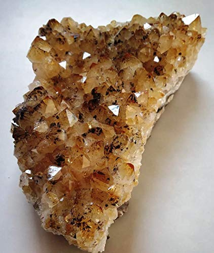 Citrine Cluster- Total Weight - 865gm