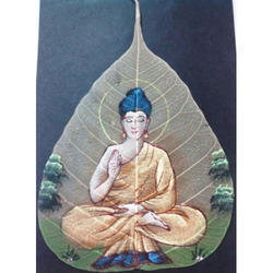 #Painting of Gautambudha
